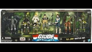 G.I. Joe resolute 7 pack review