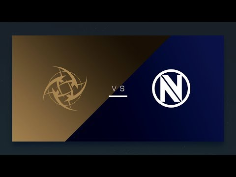 CS:GO - NiP vs. EnVyUs [Cache] Map 1 - EU Day 16 - ESL Pro League Season 7