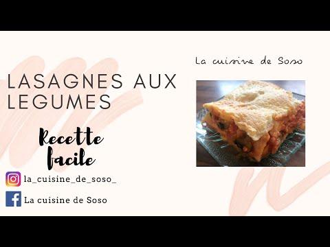 mes-lasagnes-végétariennes---recette-facile!!!
