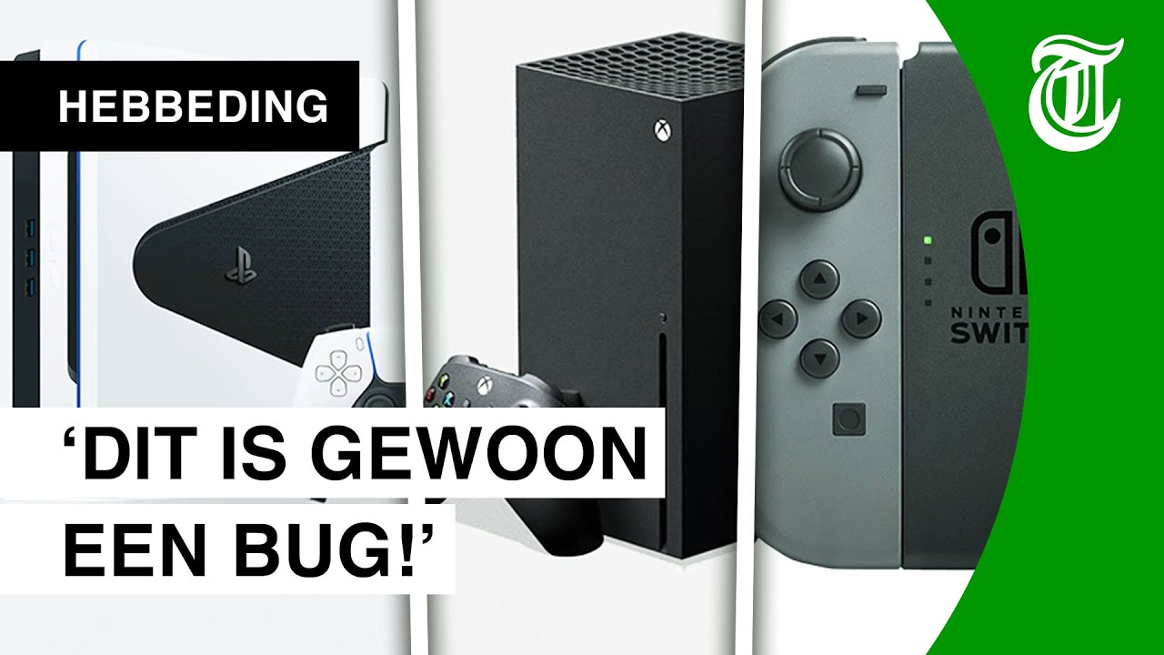 PlayStation 5 vs Xbox Series X vs Nintendo Switch - HEBBEDING