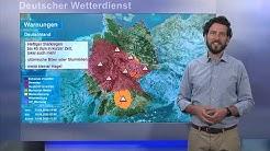 14.06.2020 Unwetterinformation - Deutscher Wetterdienst (DWD)