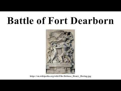 Battle of Fort Dearborn