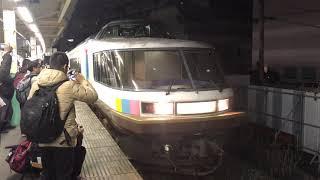 JR東日本「485系 終幕NO.DO.KA」新潟発車 新潟車両センター 新ニイ 上沼垂