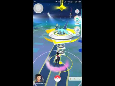 pokemon go gym how to take over