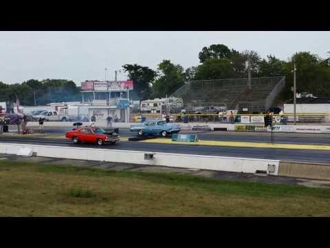 Lee Kasputa vs. Jason Hawkins 10.20 Finals Stateline Shakedown Index Racing