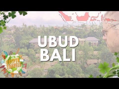 Ubud, Bali Crypto Sponsored Adventures