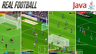 Download All Real Football Games on Java Mobile