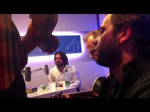 Solanas : Night People Live @ Radio Blue Sky (Prishtina, Kosovo)