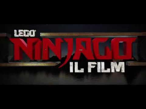 LEGO Ninjago Il Film - Primo Trailer - Italiano