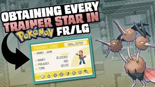HOW EASILY CAN YOU GET A 4-STAR TRAINER CARD IN POKEMON FIRERED/LEAFGREEN?