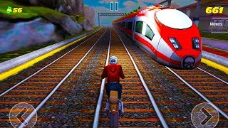 Subway Rider Train Rush (by Timuz Games) Android Gameplay Trailer