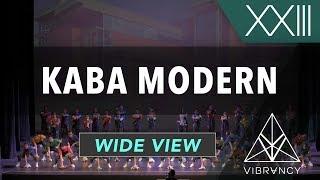 Kaba Modern    VIBE XXIII 2018 [@VIBRVNCY 4K]