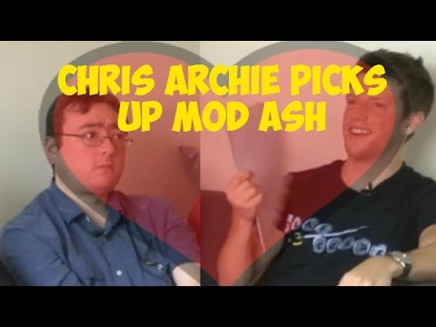 Chris Archie Picks up Mod Ash - OSRS Twitch Dankstream