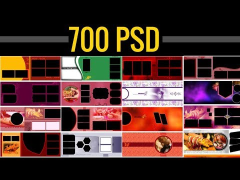 700 PSD Design hindi tutorial by Multitalent video thumbnail