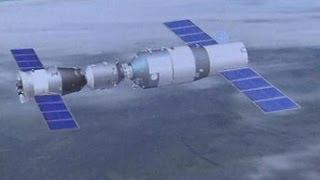 China Sukses Luncurkan Tiangong-1