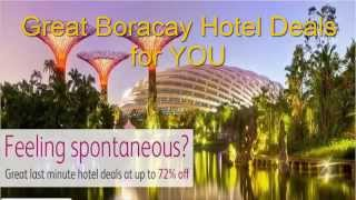 Special Boracay Hotel Deals | Best Discounts