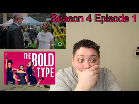 The Bold Type 04x01 Ll Reaction