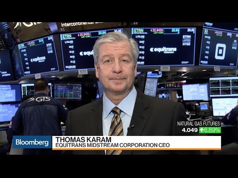 Equitrans CEO on EQT Spinoff, M&A, U.S. Natural Gas Demand