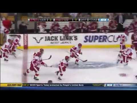 Boston University vs. Harvard Beanpot Highlights - 02/03/2015