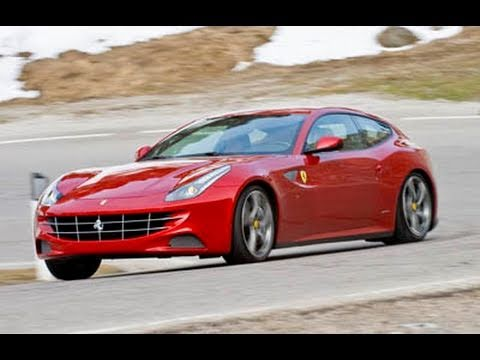 Ferrari FF review - evo Magazine