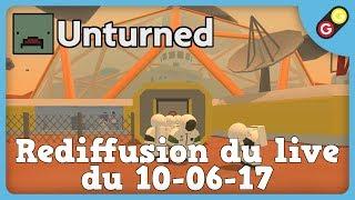 Video GG - Unturned - Rediffusion du live du 10-06-17 download MP3, 3GP, MP4, WEBM, AVI, FLV Februari 2018