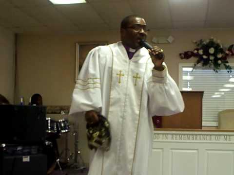 new beginning Bishop Kenneth Freeman
