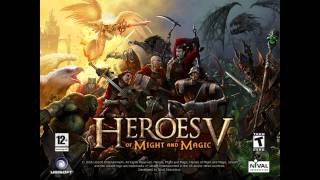 Heroes of Might and Magic 5 ~ Academy Town Theme ~ OST