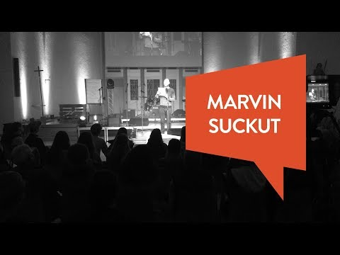 Engel - Marvin Suckut // WORT:SCHÖPFUNG Poetry Slam
