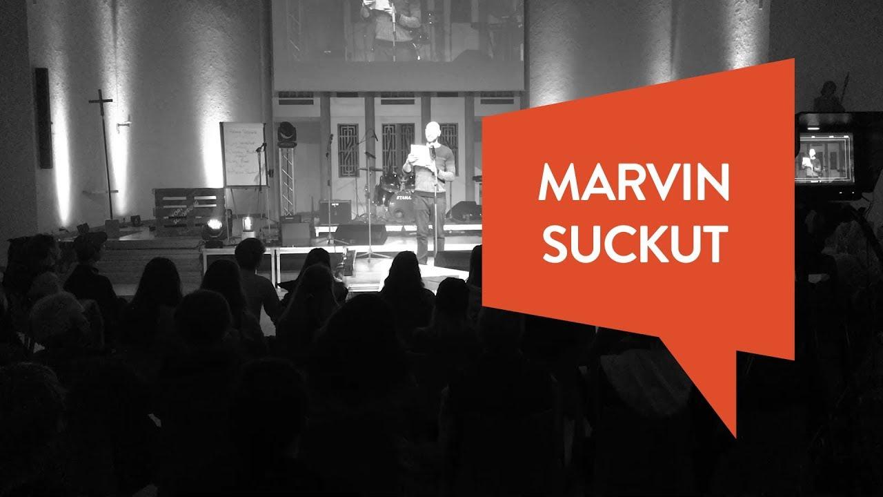 Engel - Marvin Suckut // WORT:SCHÖPFUNG Poetry Slam