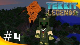 Energy Collector and Condenser - Tekkit Legends 4