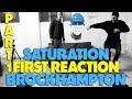 Capture de la vidéo Brockhampton - Saturation Part 1 First Reaction/review (Jungle Beats)