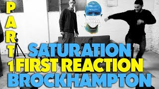 BROCKHAMPTON - SATURATION PART 1 FIRST REACTION/REVIEW (JUNGLE BEATS)