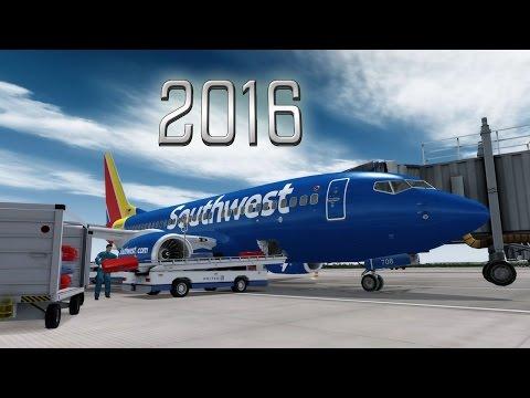 New Flight Simulator 2016 - P3D 3.2 [Stunning Realism]