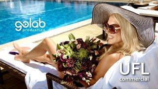UFL commercial. Реклама доставки цветов(Реклама для компании UFL - лидера доставки цветов по Украине и миру sendflowers.ua Подписаться на канал: http://goo.gl/xnwBaC..., 2016-09-13T07:52:28.000Z)
