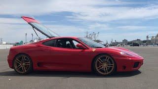 フェラーリ360モデナを買ってから現在の状況をお伝えします!