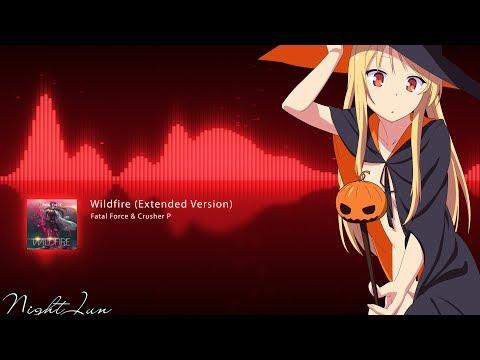 ▶【Vocaloid Dubstep】★ Fatal Force & Crusher P - Wildfire  (HD 1080p)