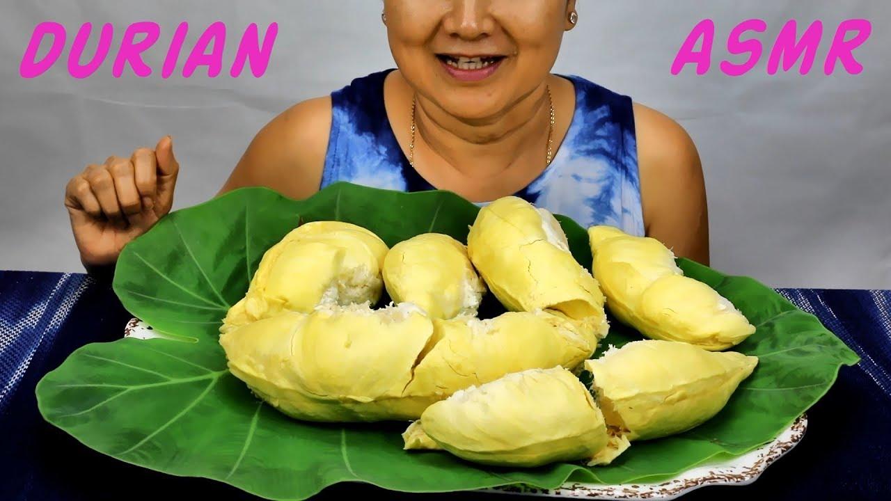 Asmr Giant Durian À¸— À¹€à¸£ À¸¢à¸™ Eating Sounds Light Whispers Nana Eats Youtube Come and watch what ever you love. youtube