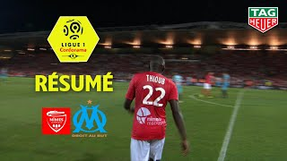 Nîmes Olympique - Olympique de Marseille ( 3-1 ) - Résumé - (NIMES - OM) / 2018-19