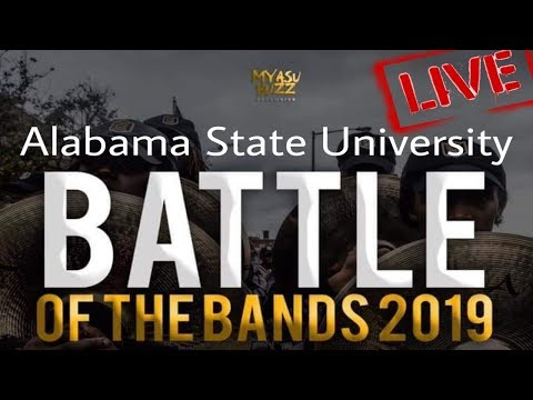Alabama State University Jamboree BOTB 2019