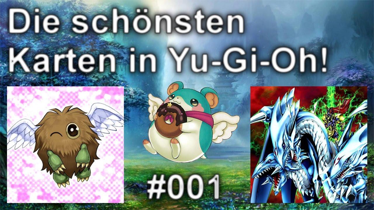 Die schönsten Karten in Yu-Gi-Oh! - YouTube