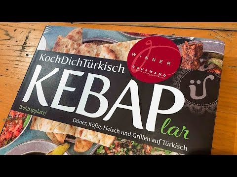 KEBAPlar gewinnt Gourmand Kochbuch 2017, Fleisch, Deutschland