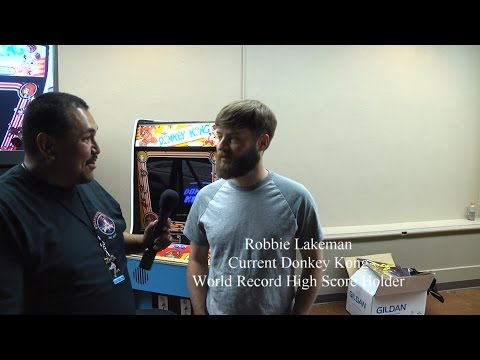 King of Kong Continues! Interview With Robbie Lakeman Zapcon 2016