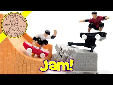 Tony Hawk's Boom Boom Huck Jam McDonald's Happy Meal Toys | Kids Meal Toys | LuckyPennyShop.com