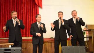 The Blackwood Brothers sing The Old Country Church