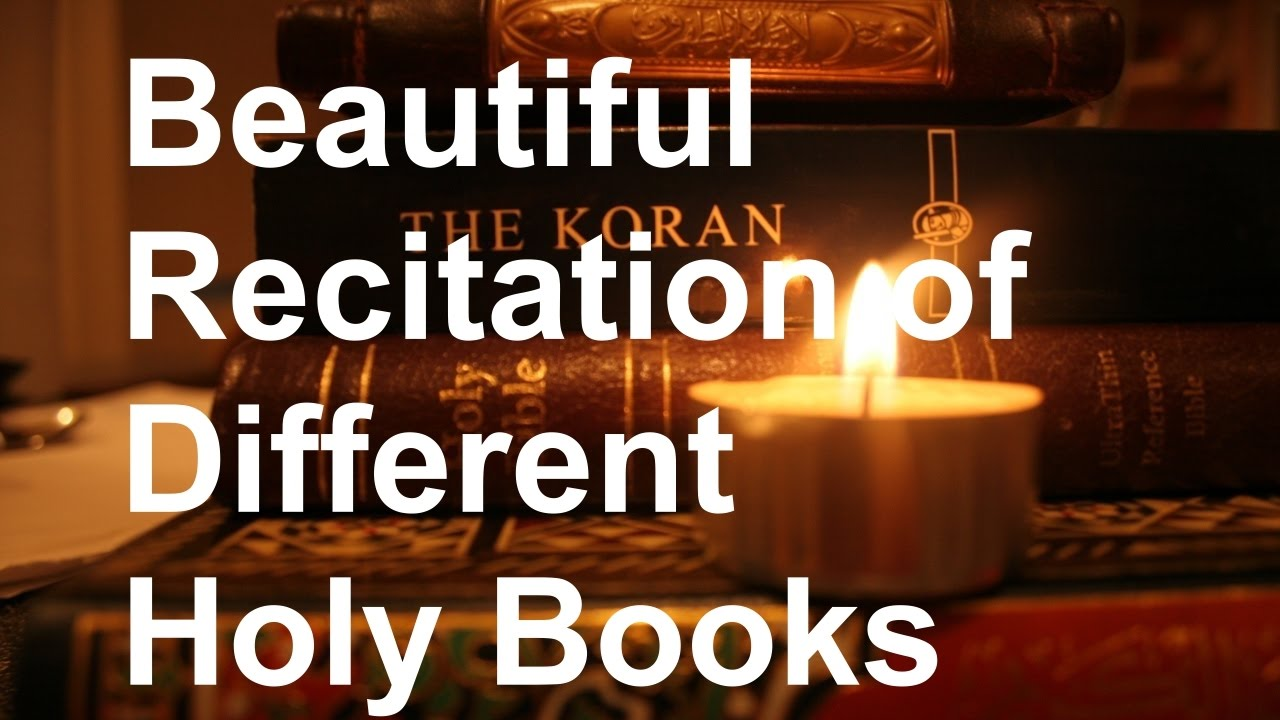 Recitations of Top Holy Books - YouTube