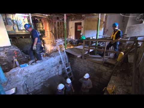 Des Fouilles Archéologiques Révèlent Des Vestiges Vieux De 300 Ans