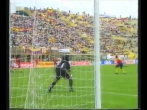 Video oficial de Colombia en el Mundial  ITALIA 1990
