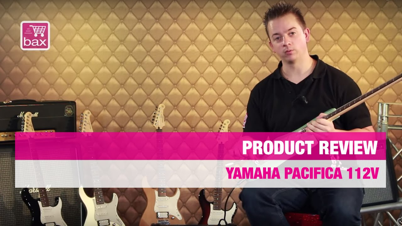 review yamaha pacifica 112v youtube. Black Bedroom Furniture Sets. Home Design Ideas