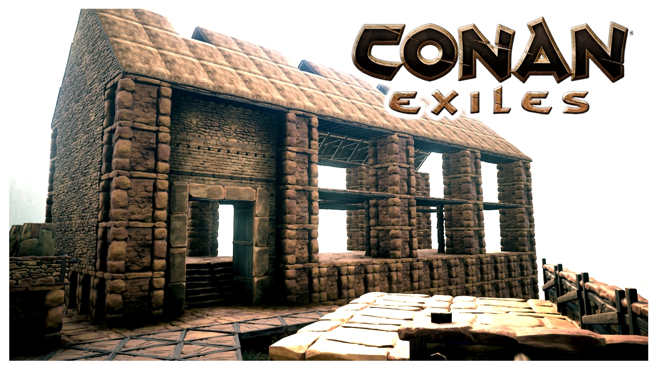 how to make steel conan exiles