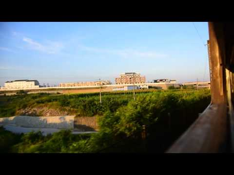 [China railway] Guizhou貴州, 6081次綠皮 貴陽-威舍